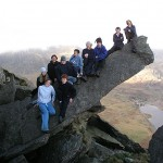 The Cannon - Tryfan, November 2007
